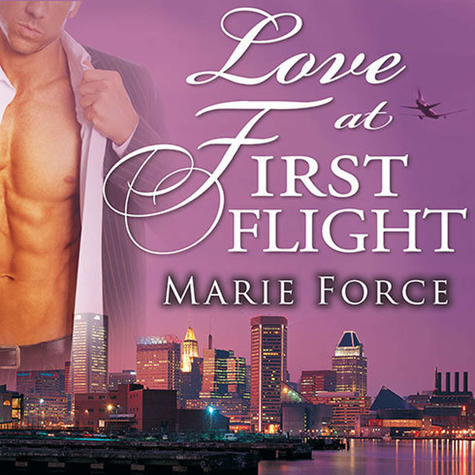 Printable Love at First Flight: One Round Trip That Would Change Everything Audiobook Cover Art