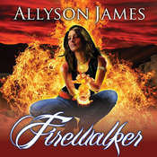 Firewalker Audiobook, by Allyson James