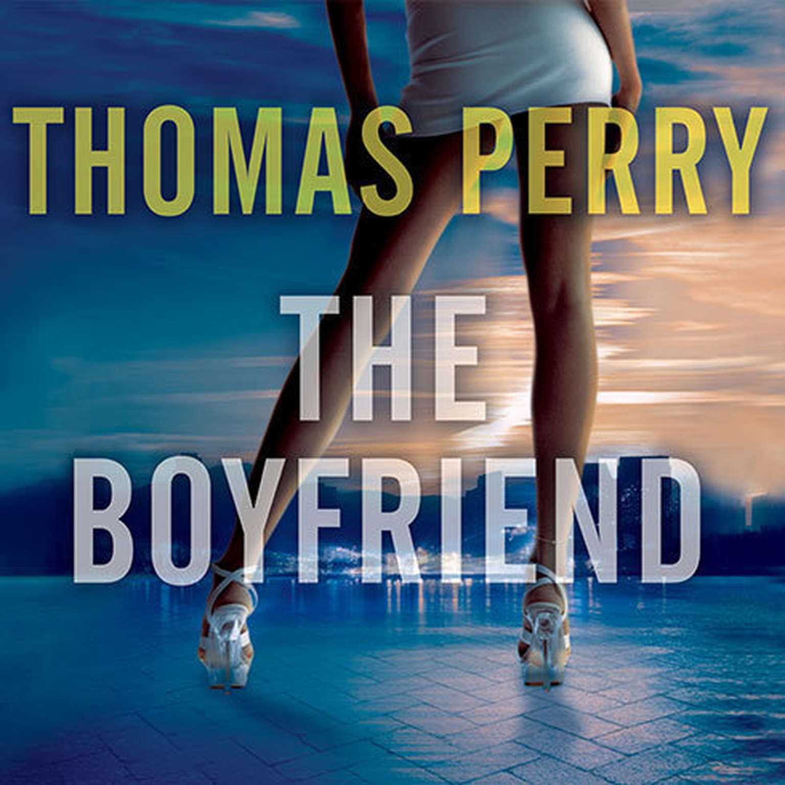 Printable The Boyfriend Audiobook Cover Art