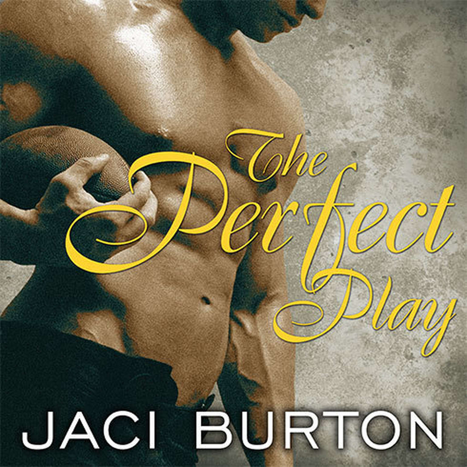 Printable The Perfect Play Audiobook Cover Art