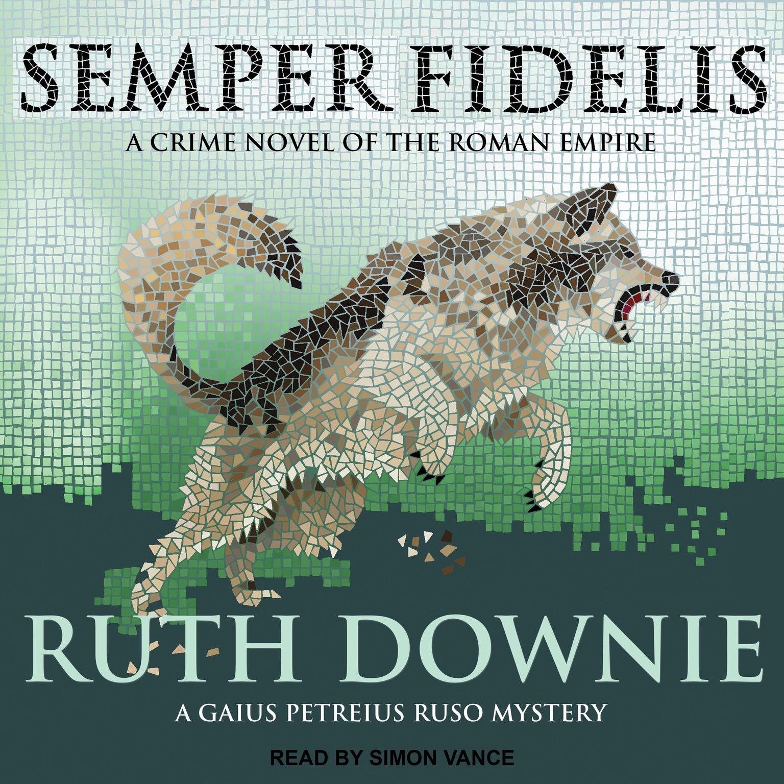 Printable Semper Fidelis: A Novel of the Roman Empire Audiobook Cover Art