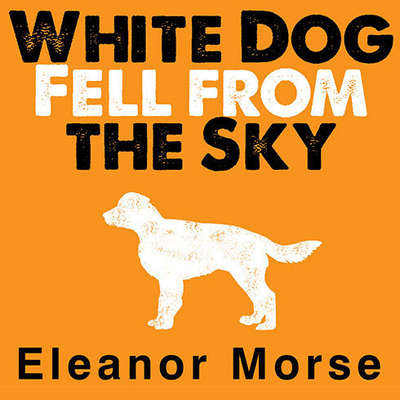 White Dog Fell from the Sky Audiobook, by Eleanor Morse