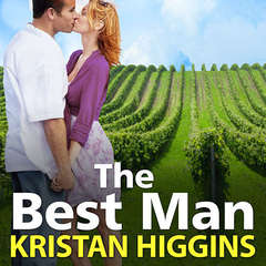 The Best Man Audiobook, by Kristan Higgins
