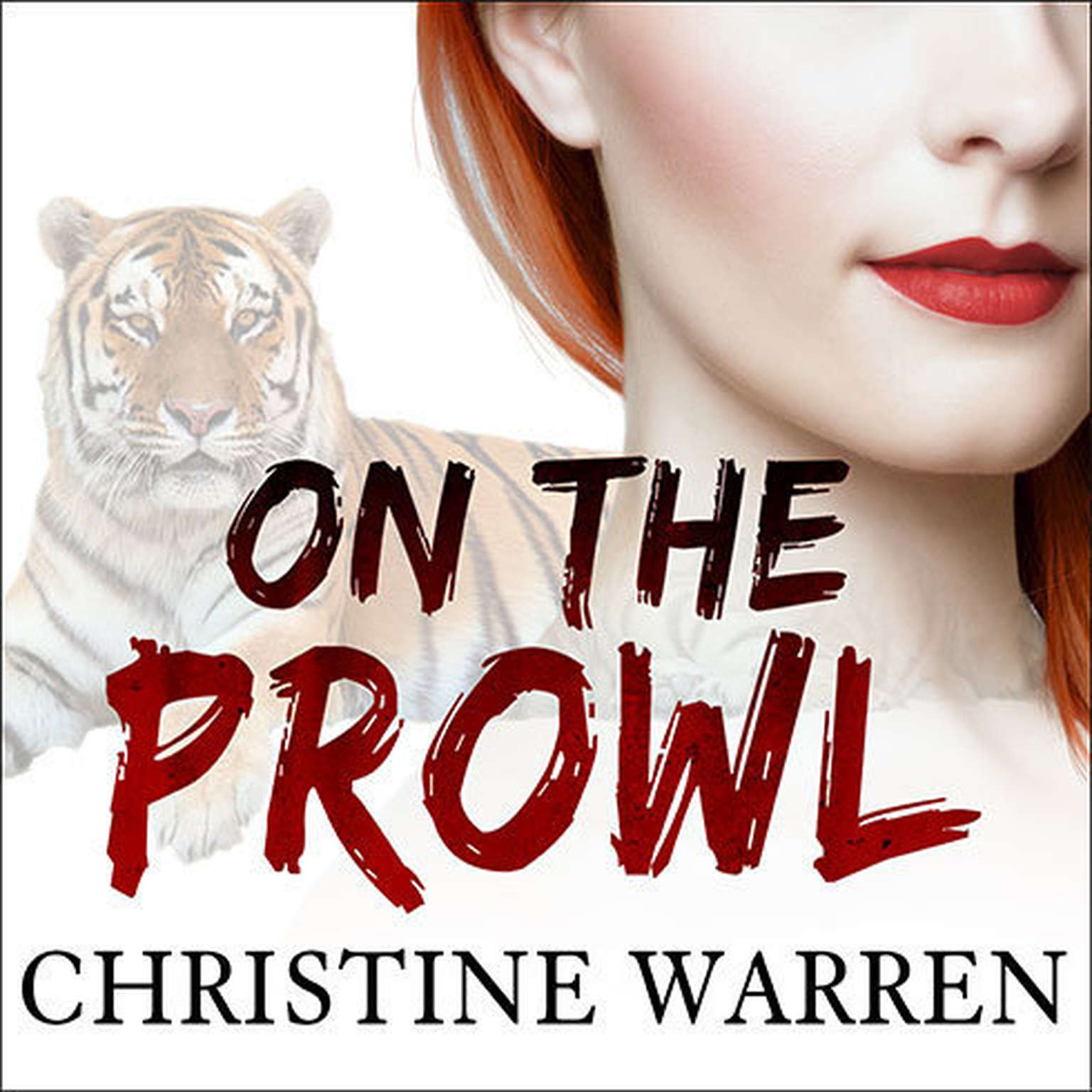 Printable On the Prowl Audiobook Cover Art