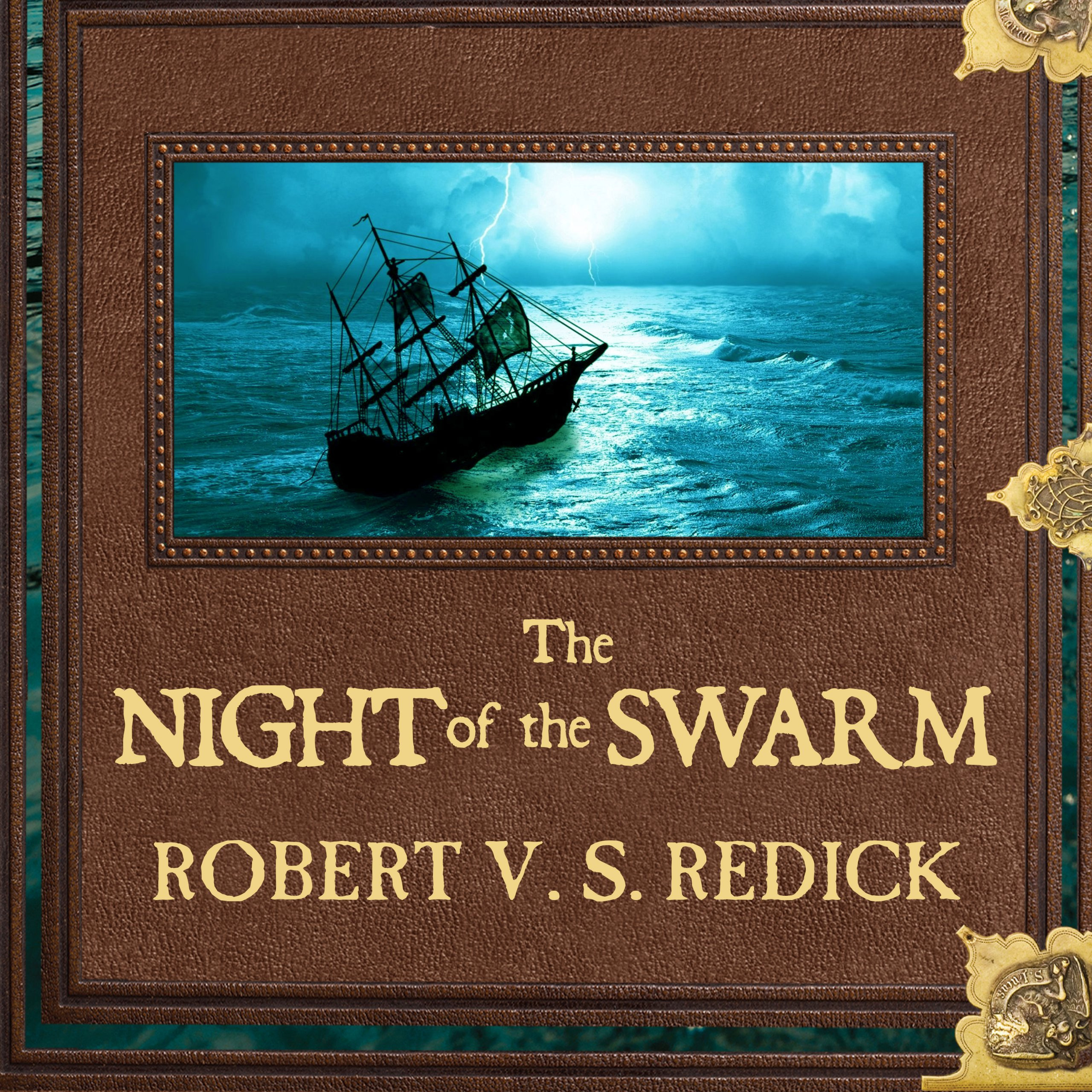 Printable The Night of the Swarm Audiobook Cover Art