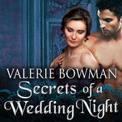 Secrets of a Wedding Night Audiobook, by Valerie Bowman