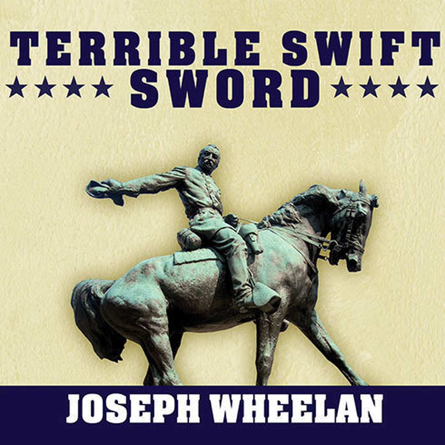 Printable Terrible Swift Sword: The Life of General p Carlop H. Sheridan Audiobook Cover Art