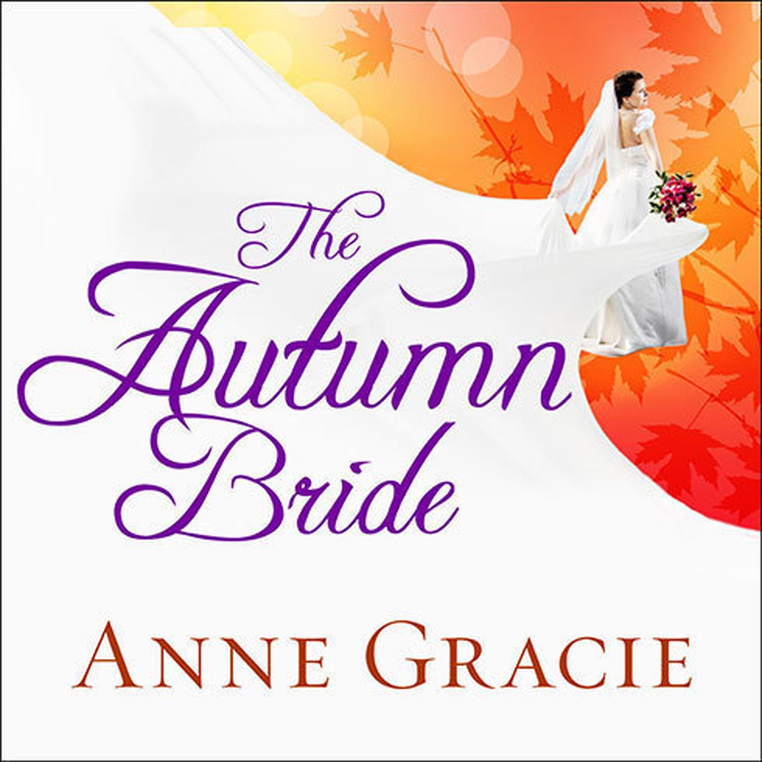 Printable The Autumn Bride Audiobook Cover Art