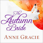 The Autumn Bride, by Anne Gracie