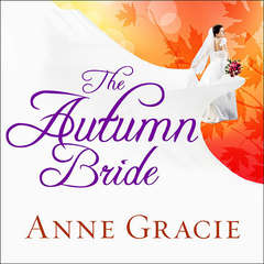 The Autumn Bride Audiobook, by Anne Gracie