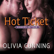 Hot Ticket Audiobook, by Olivia Cunning