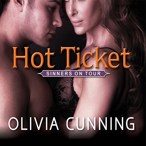 Printable Hot Ticket Audiobook Cover Art