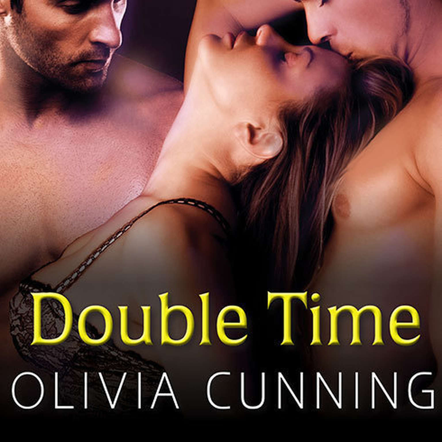 Printable Double Time Audiobook Cover Art