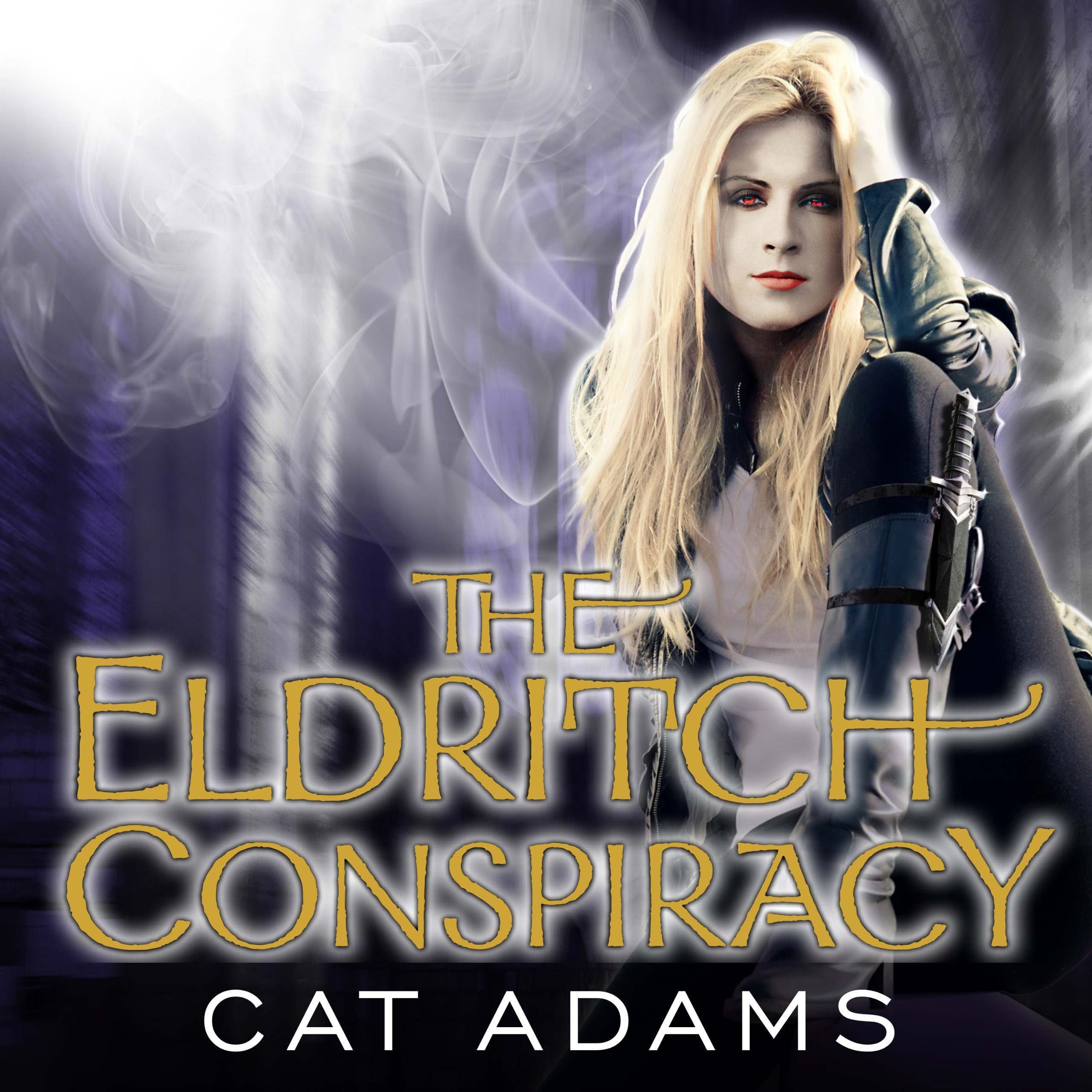 Printable The Eldritch Conspiracy Audiobook Cover Art