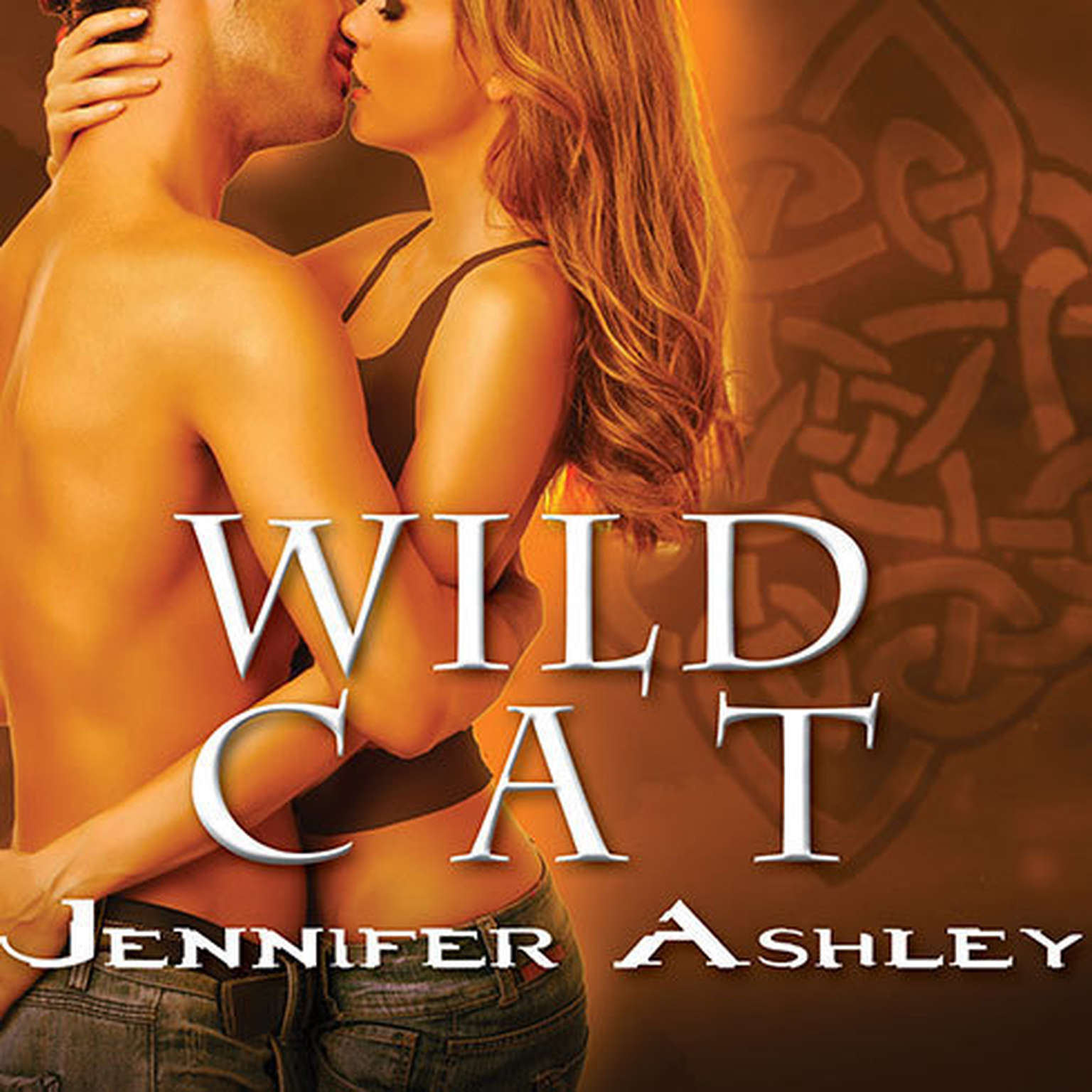 Printable Wild Cat Audiobook Cover Art