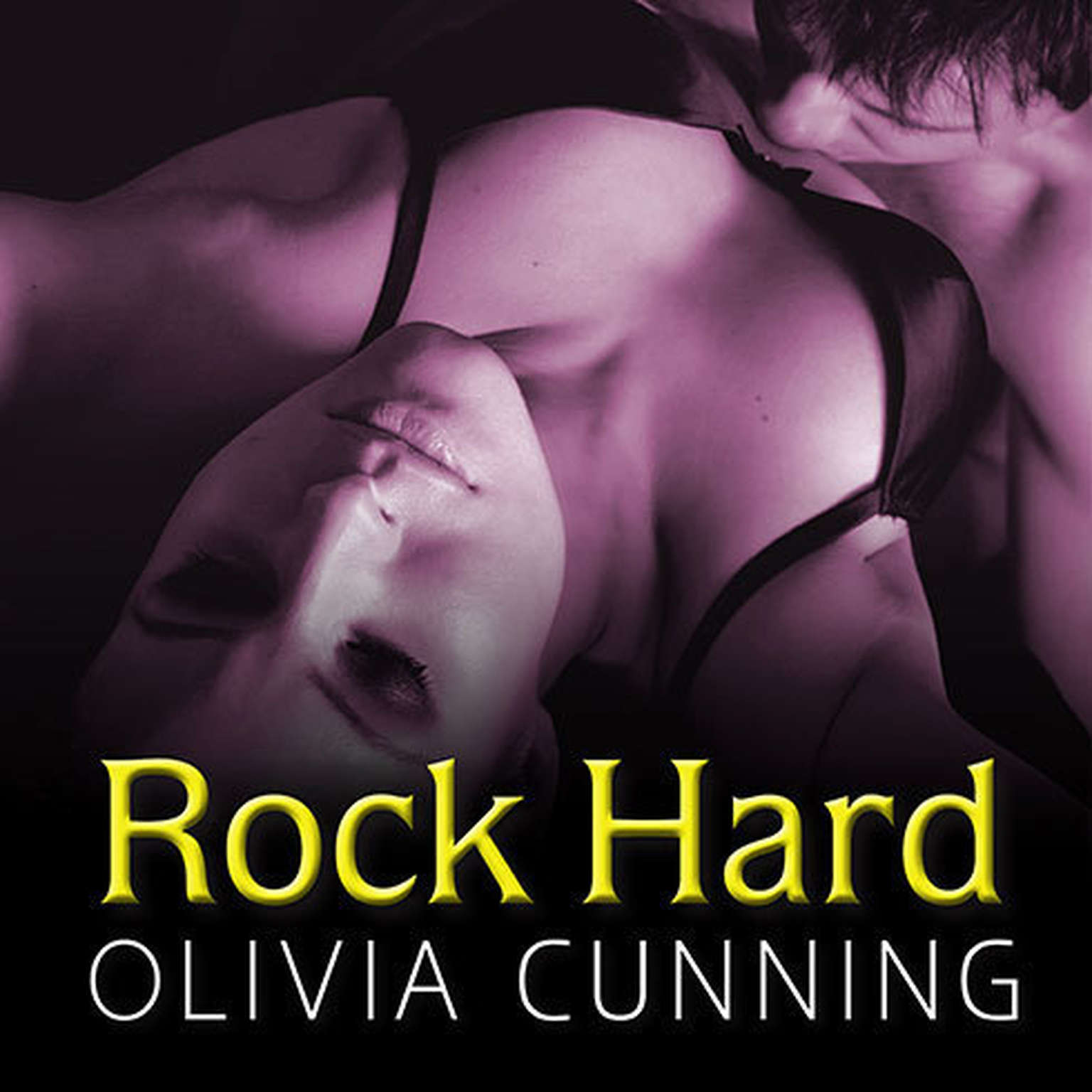 Printable Rock Hard Audiobook Cover Art