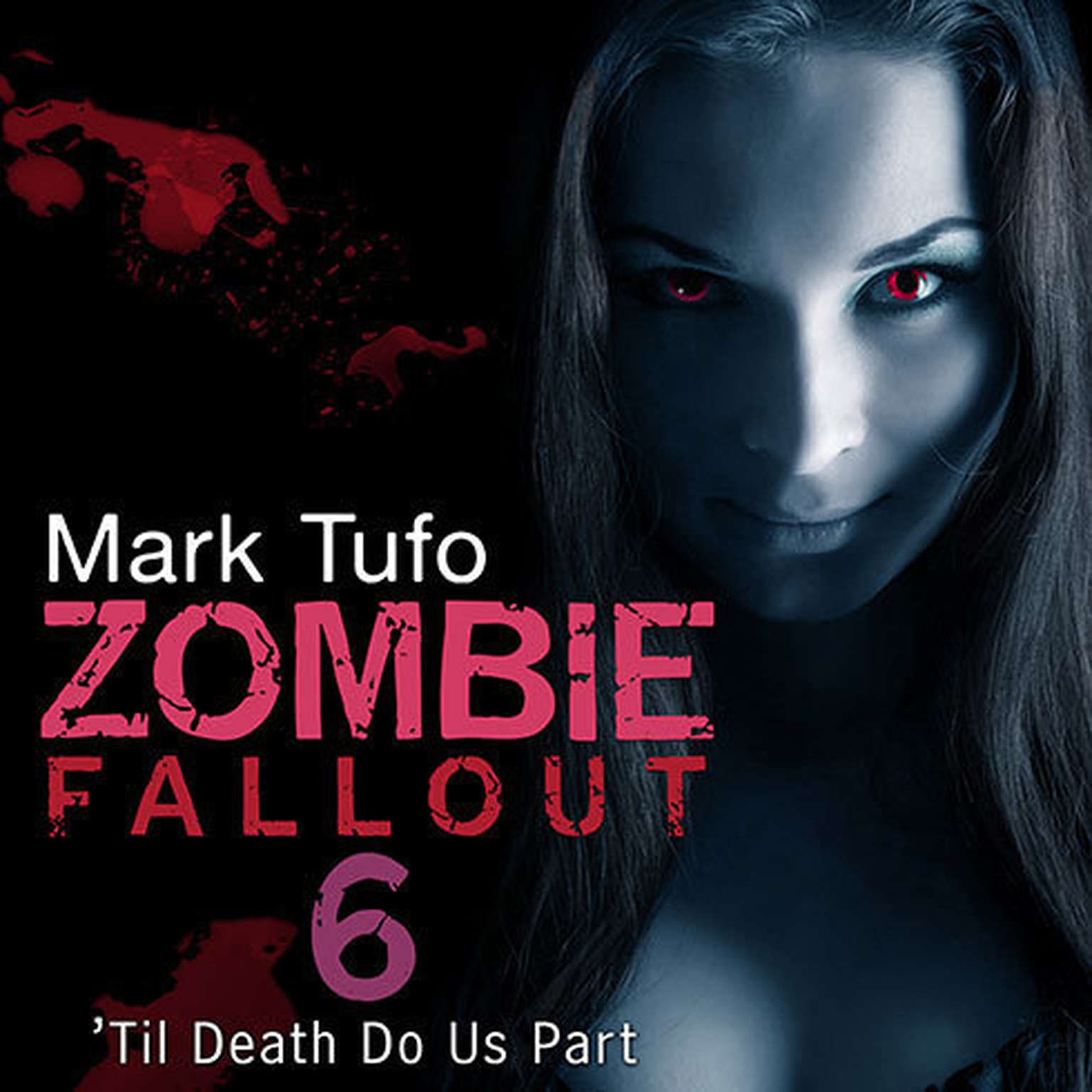 Printable Zombie Fallout: 'Til Death Do Us Part Audiobook Cover Art