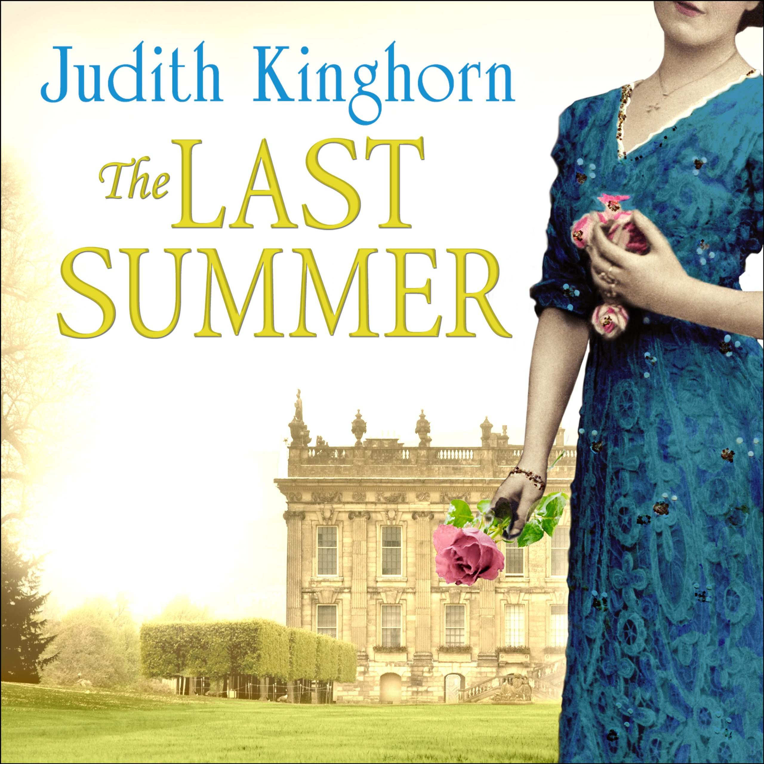 Printable The Last Summer Audiobook Cover Art
