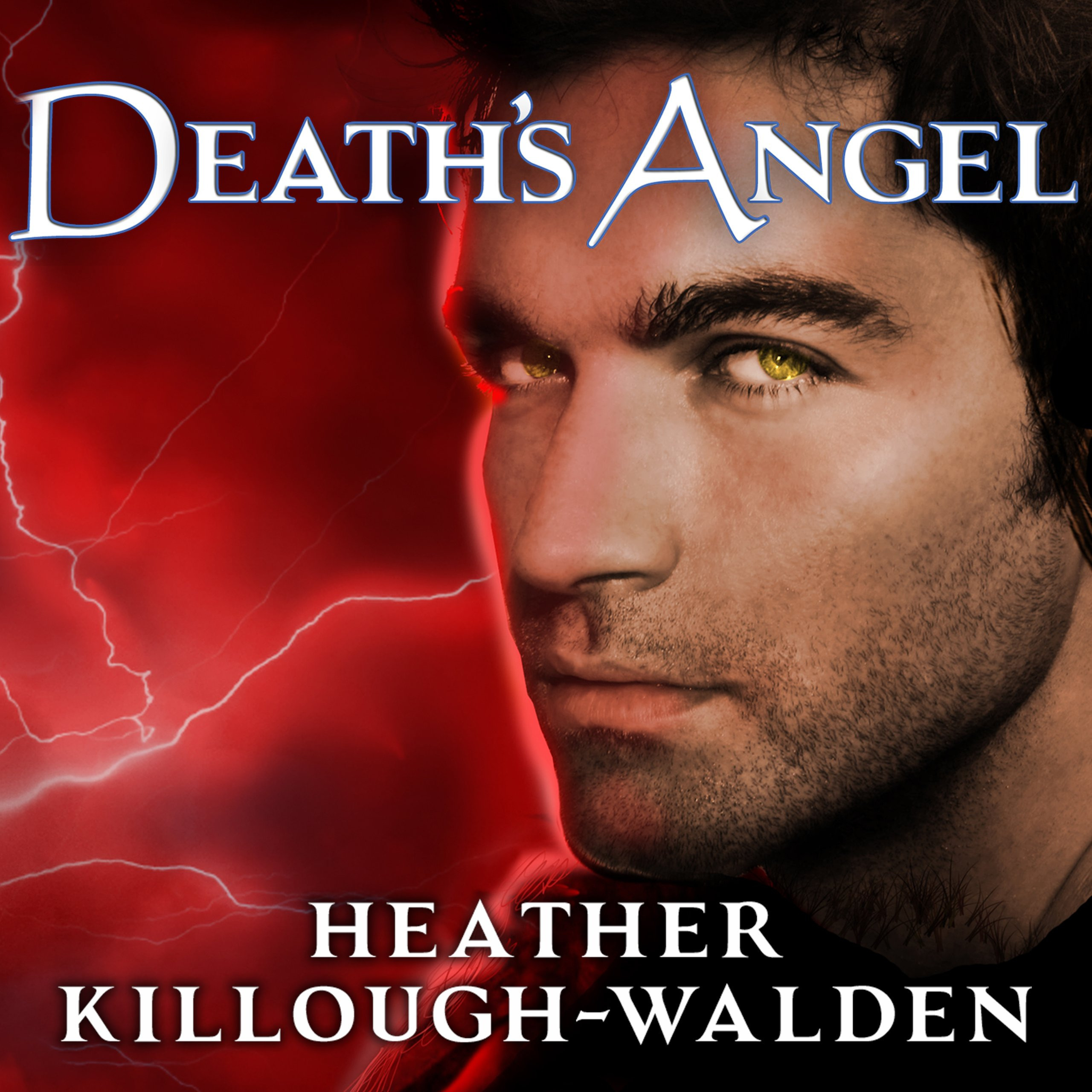 Printable Death's Angel: A Novel of the Lost Angels Audiobook Cover Art