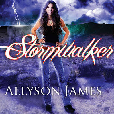 Stormwalker Audiobook, by Allyson James