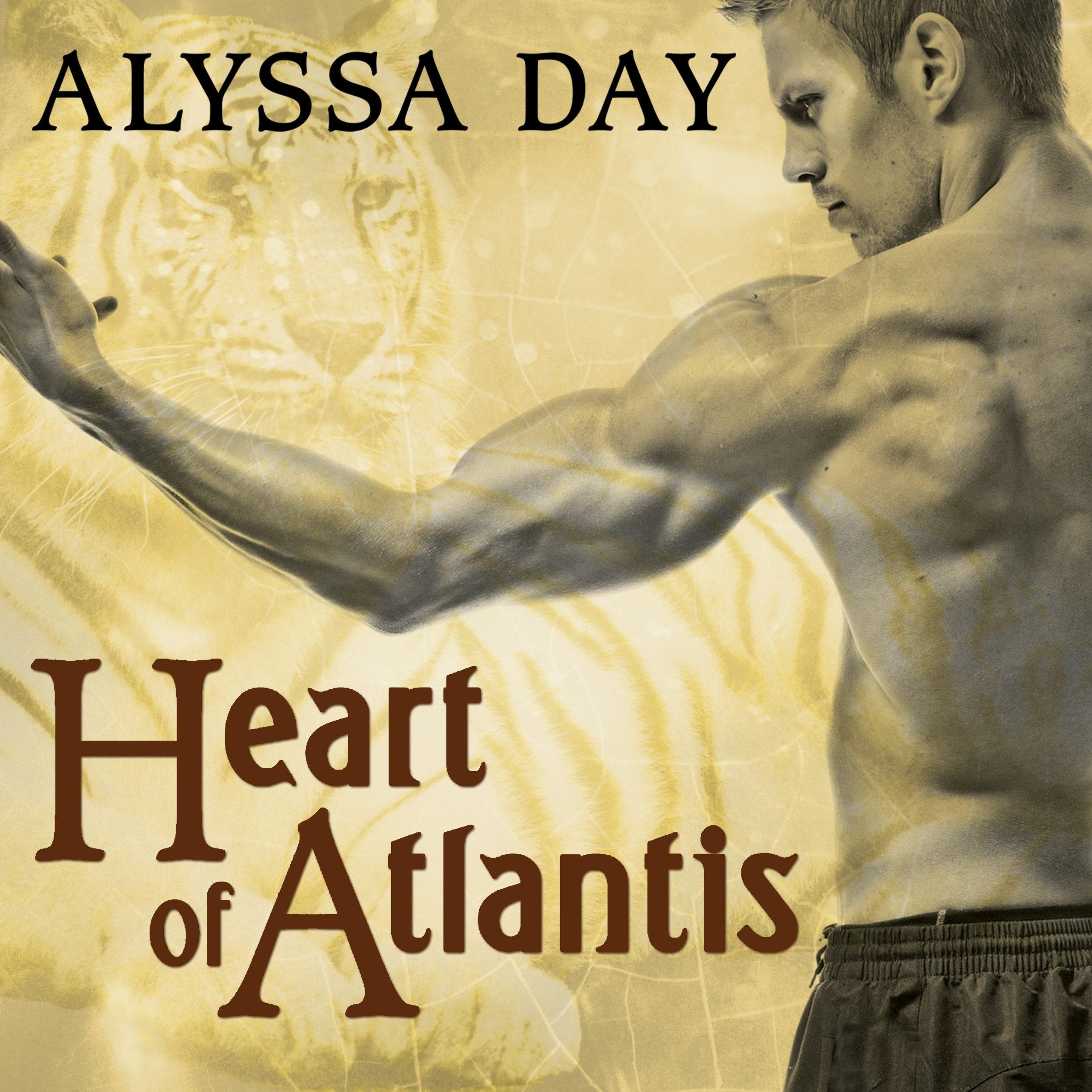 Printable Heart of Atlantis Audiobook Cover Art