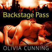 Backstage Pass Audiobook, by Olivia Cunning