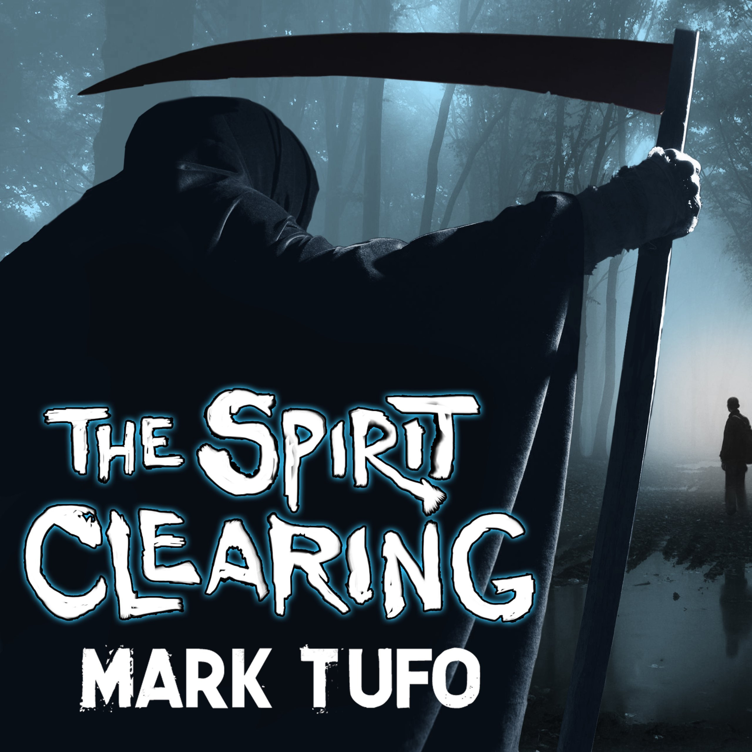 Printable The Spirit Clearing: A Michael Talbot Adventure Audiobook Cover Art