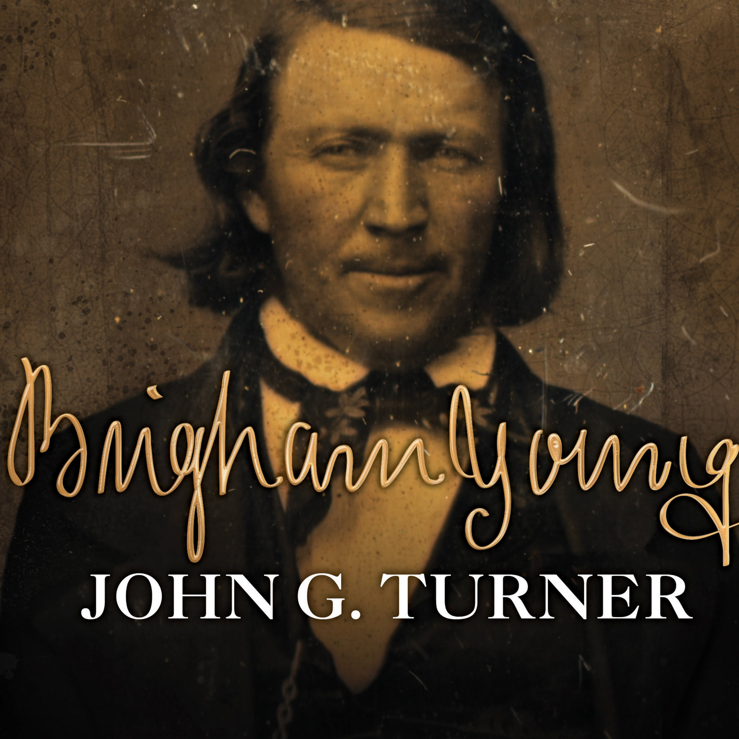 Printable Brigham Young: Pioneer Prophet Audiobook Cover Art