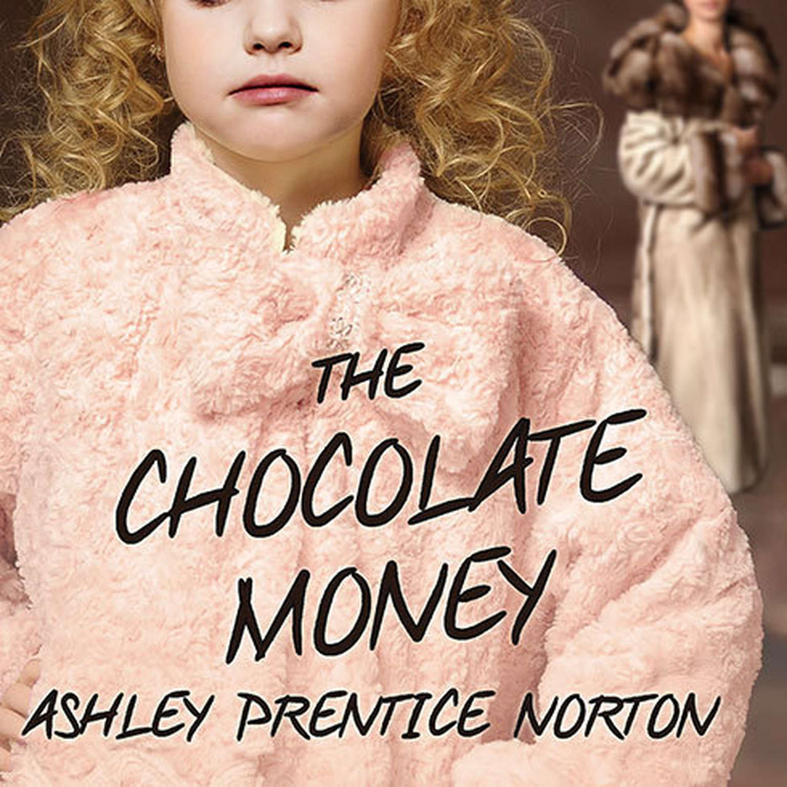 Printable The Chocolate Money Audiobook Cover Art