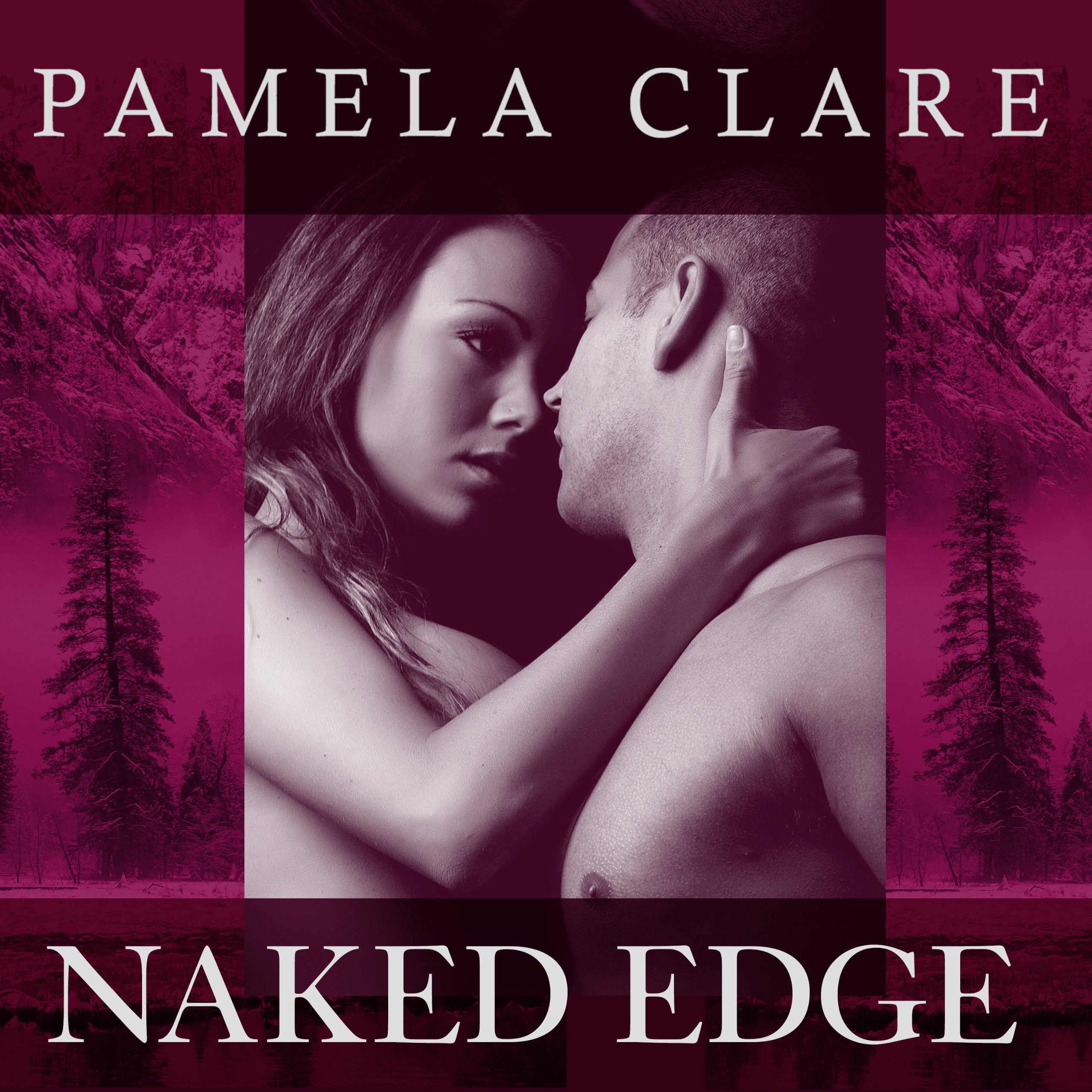 Printable Naked Edge Audiobook Cover Art