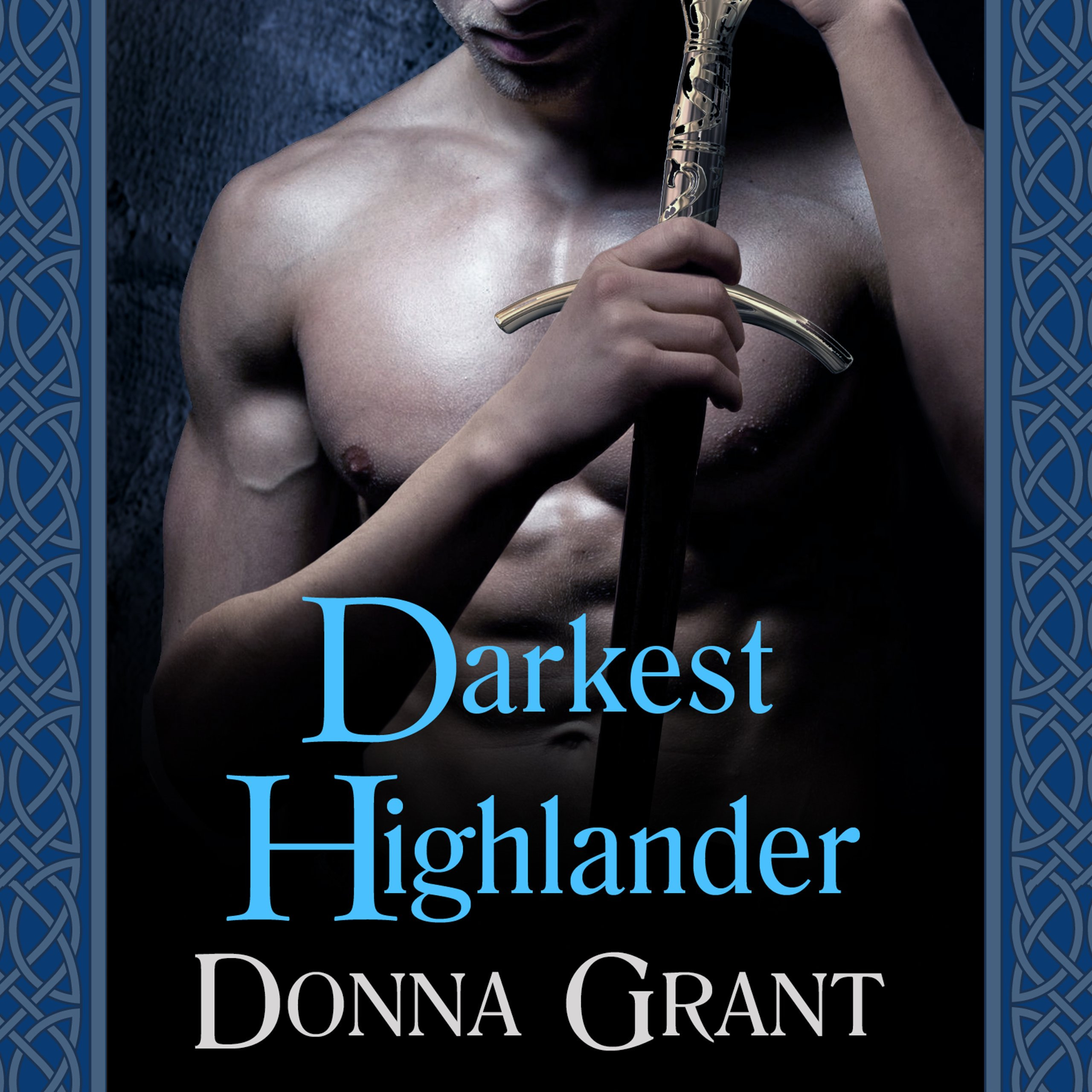 Printable Darkest Highlander Audiobook Cover Art
