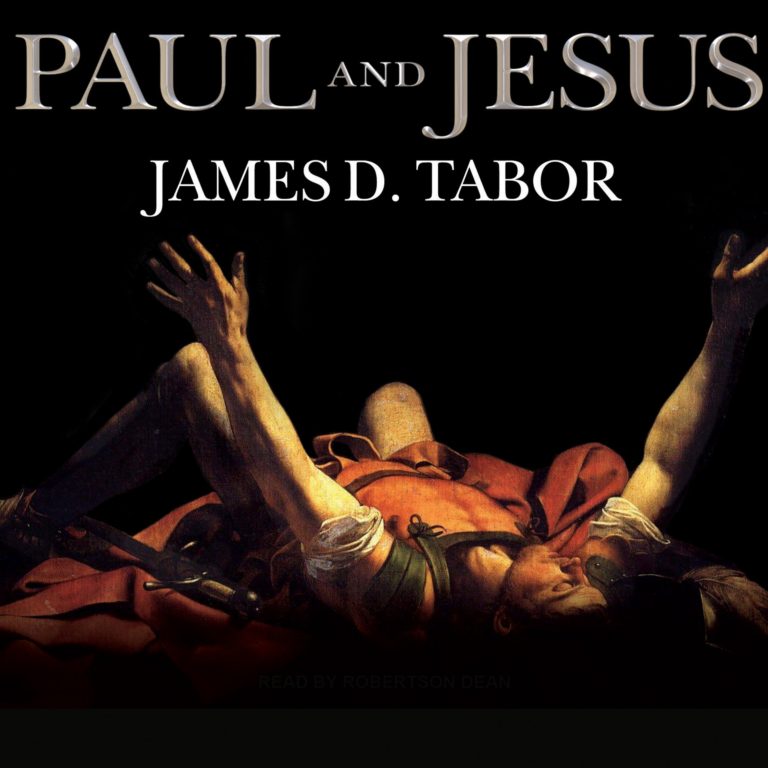 Printable Paul and Jesus: How the Apostle Transformed Christianity Audiobook Cover Art