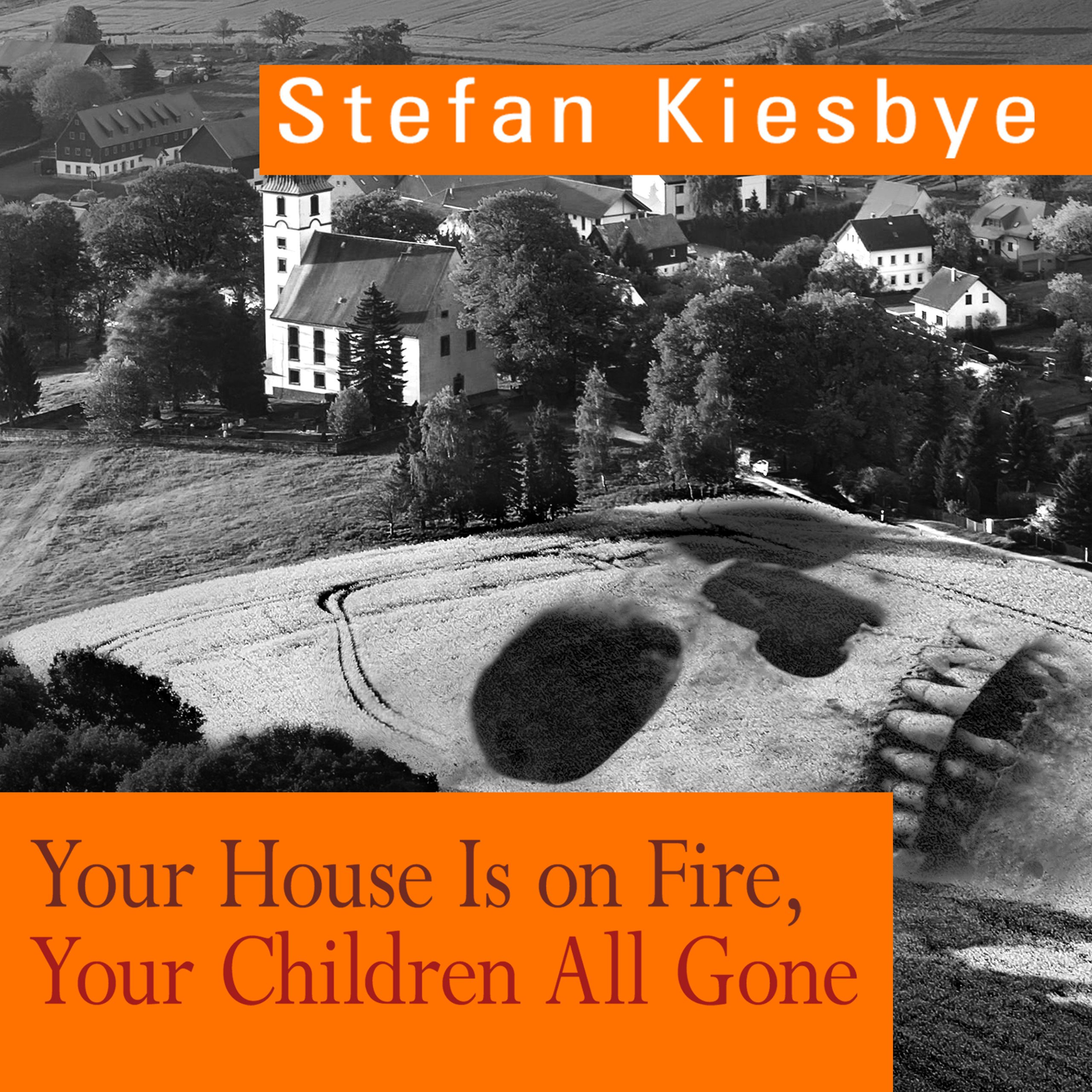 Printable Your House Is on Fire, Your Children All Gone: A Novel Audiobook Cover Art