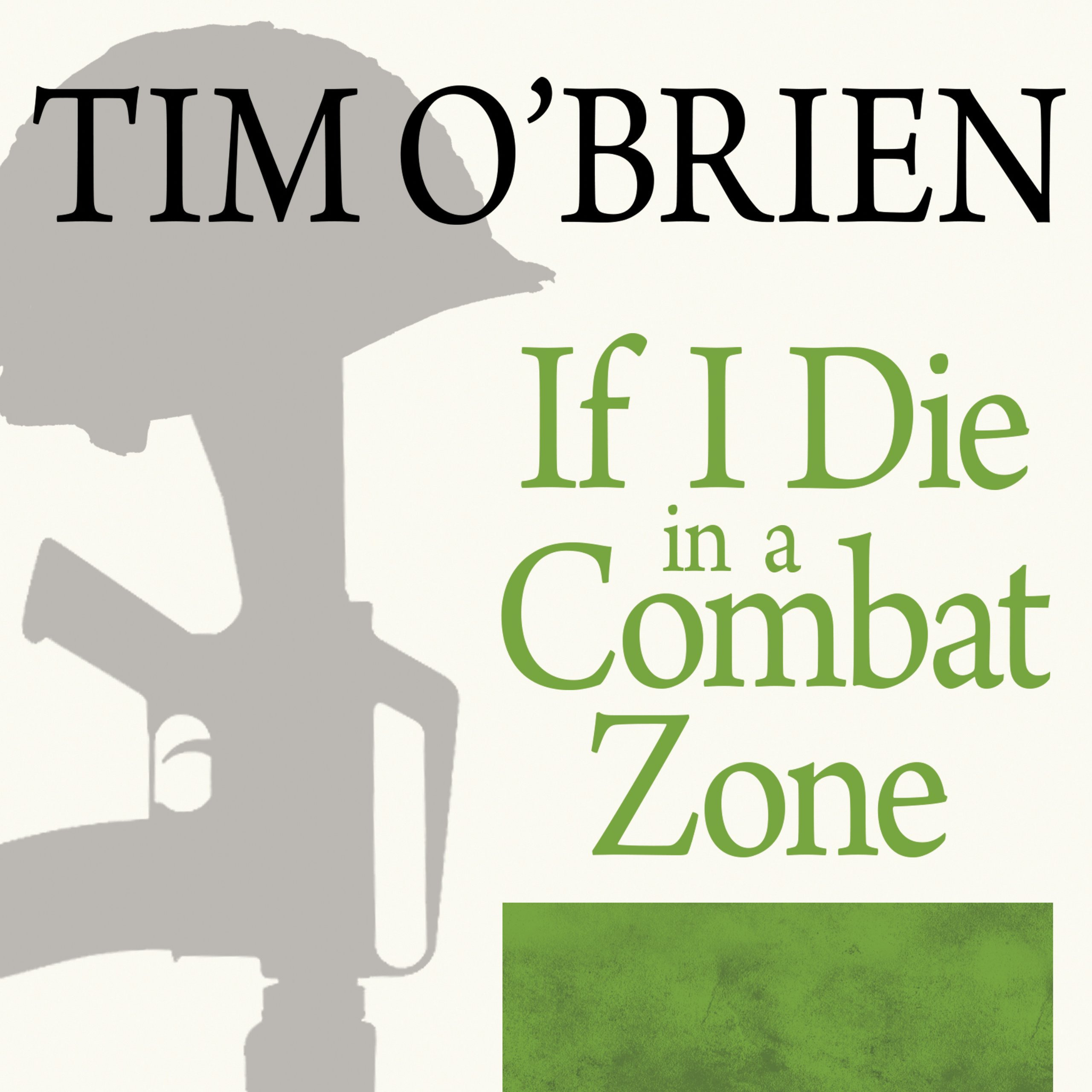 Printable If I Die in a Combat Zone: Box Me Up and Ship Me Home Audiobook Cover Art