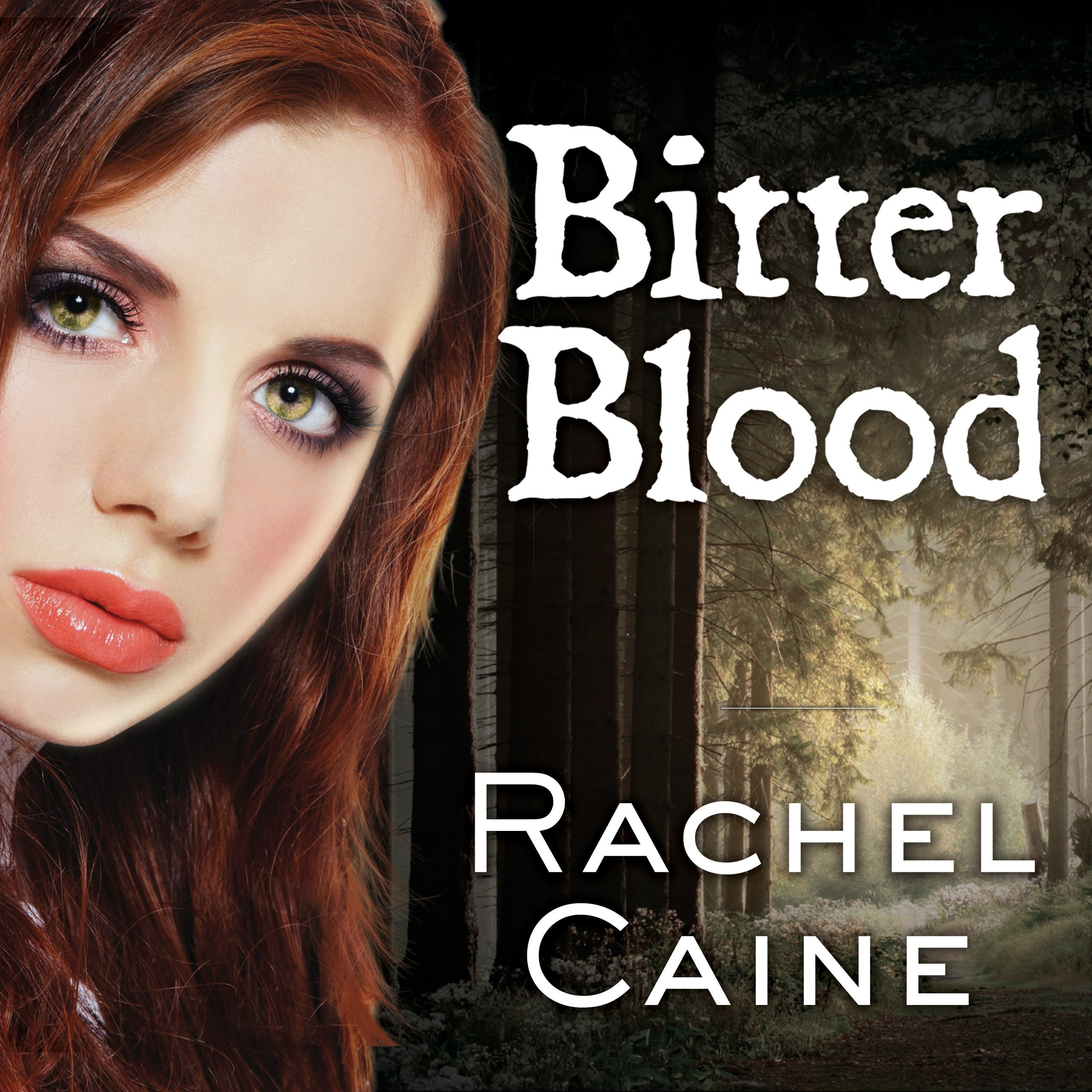 Printable Bitter Blood: The Morganville Vampires Audiobook Cover Art