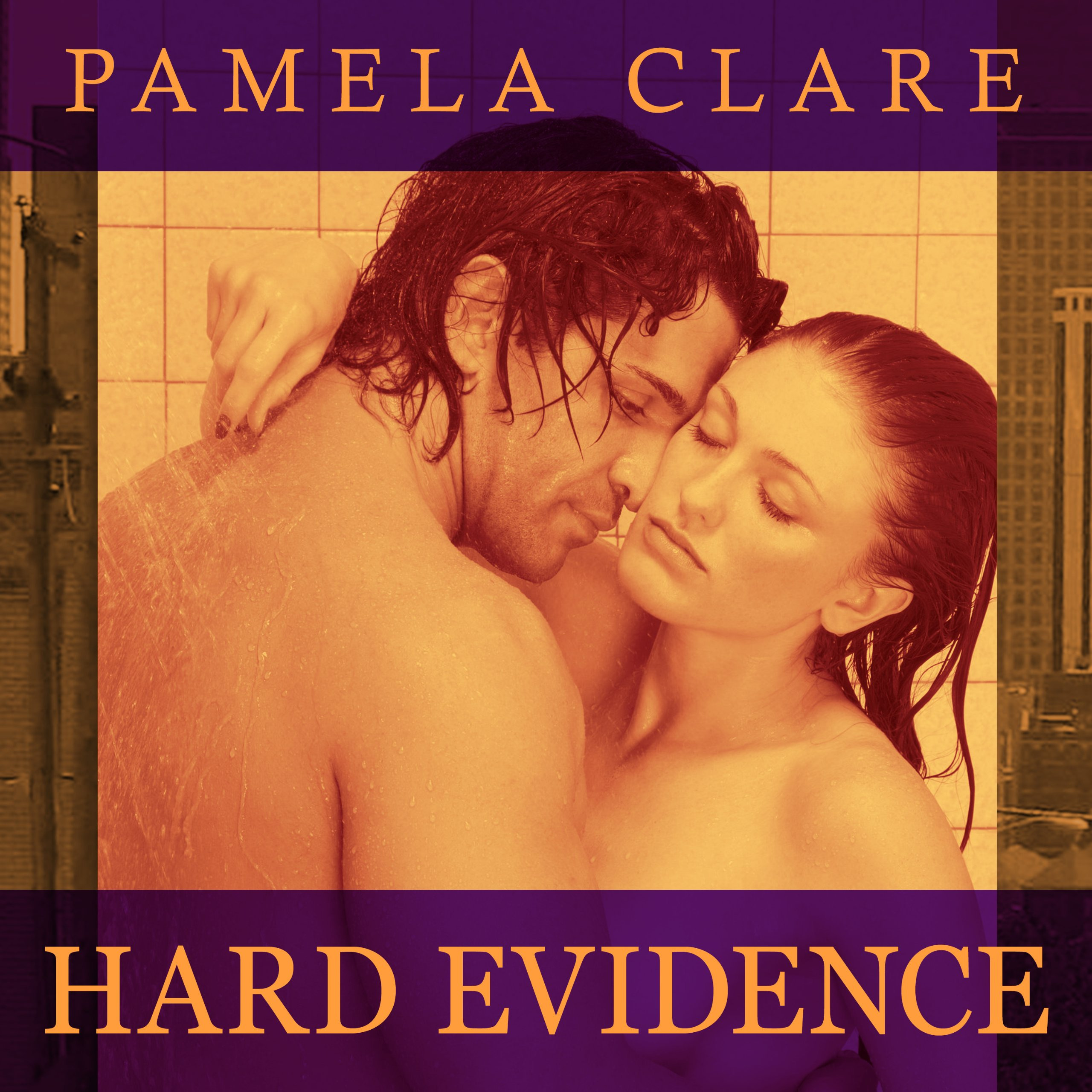 Printable Hard Evidence Audiobook Cover Art