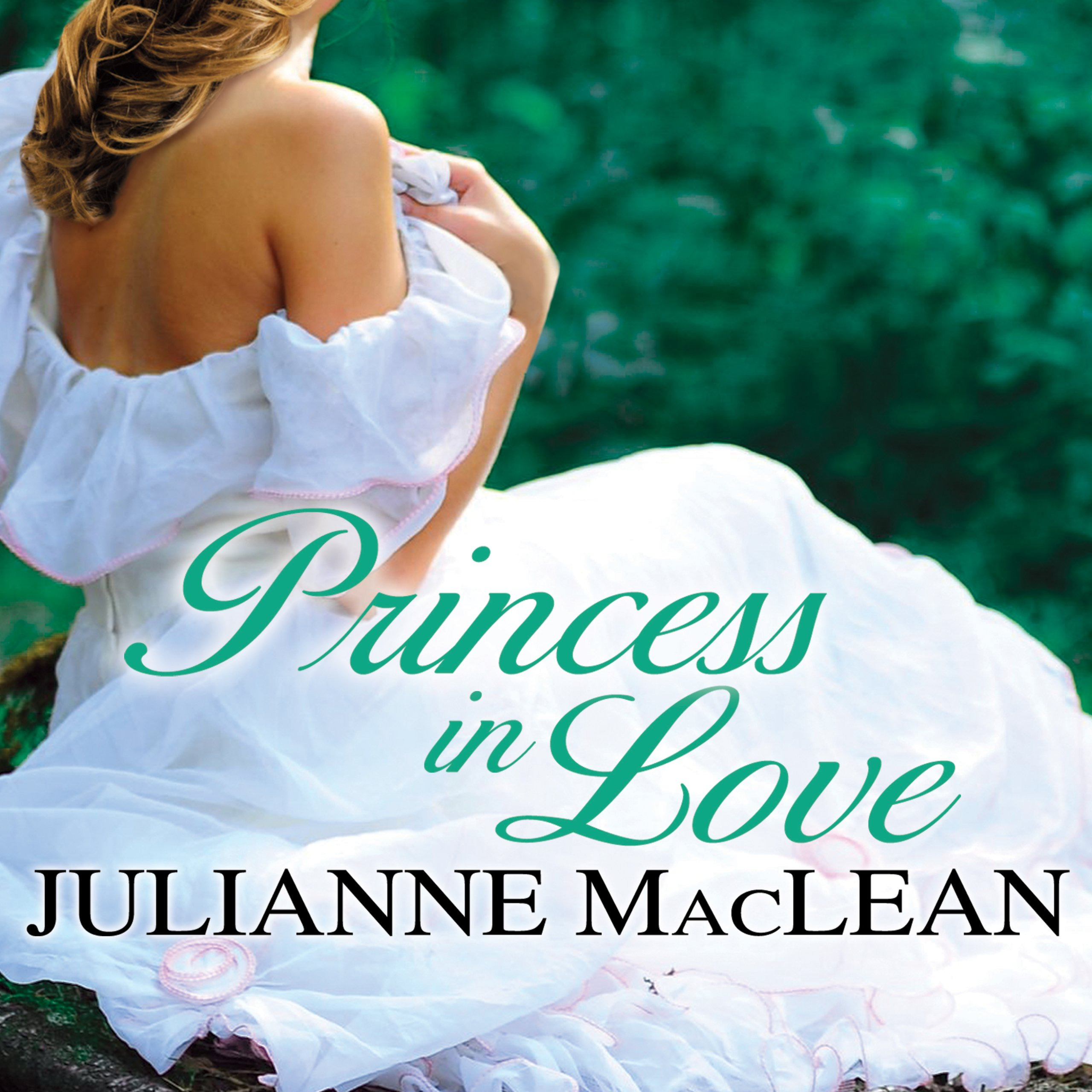 Printable Princess in Love Audiobook Cover Art