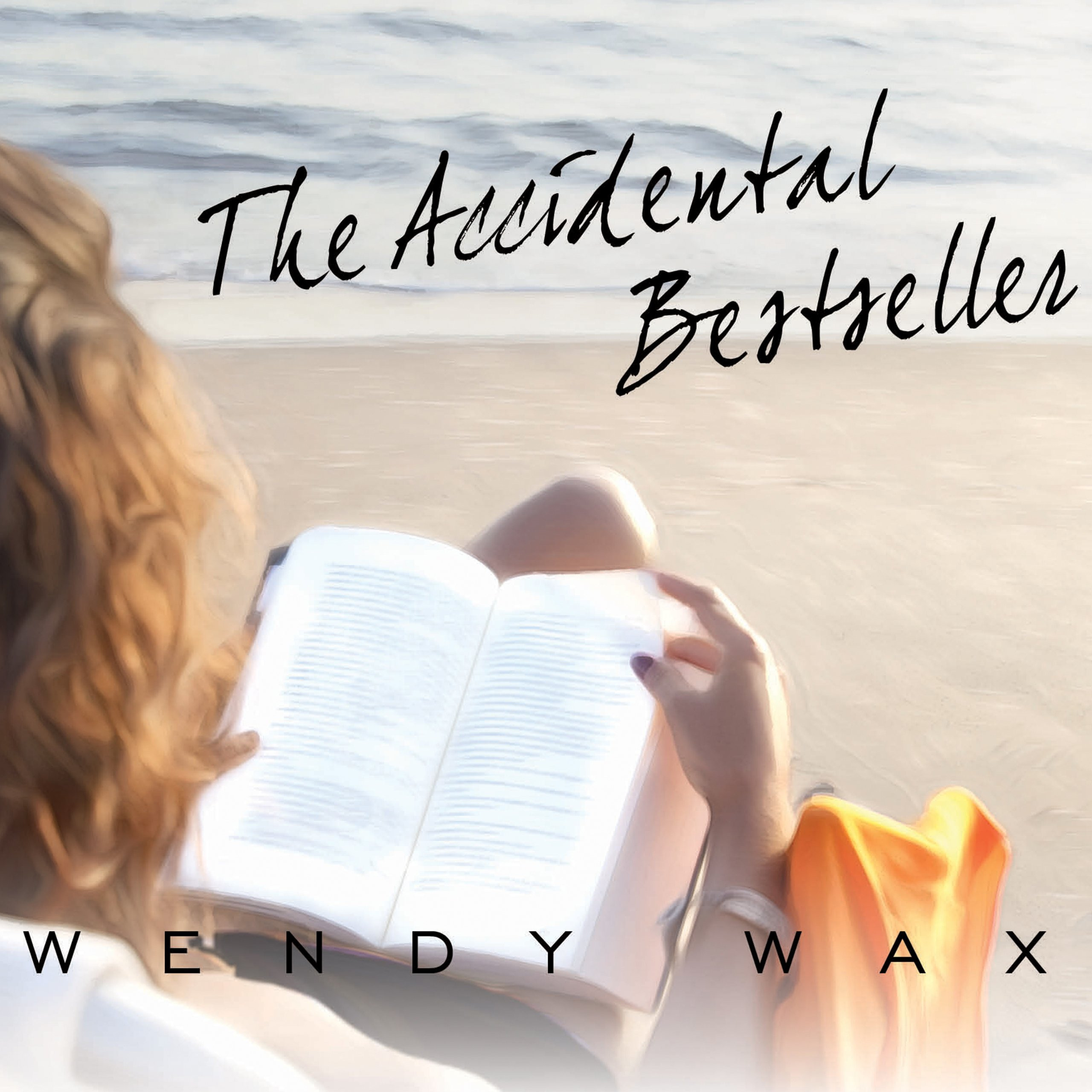 Printable The Accidental Bestseller Audiobook Cover Art