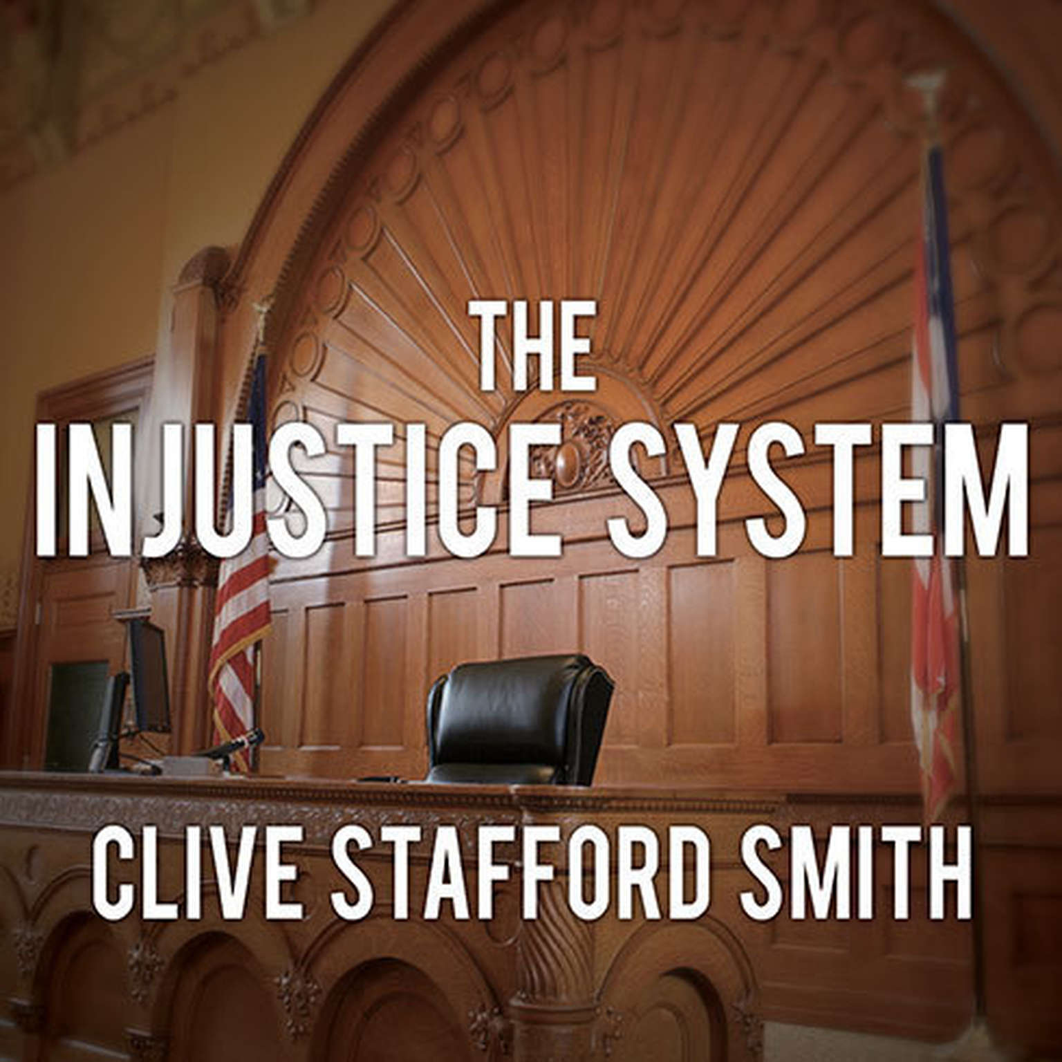 Printable The Injustice System: A Murder in Miami and a Trial Gone Wrong Audiobook Cover Art