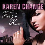 Furys Kiss: A Midnight's Daughter Novel, by Karen Chance