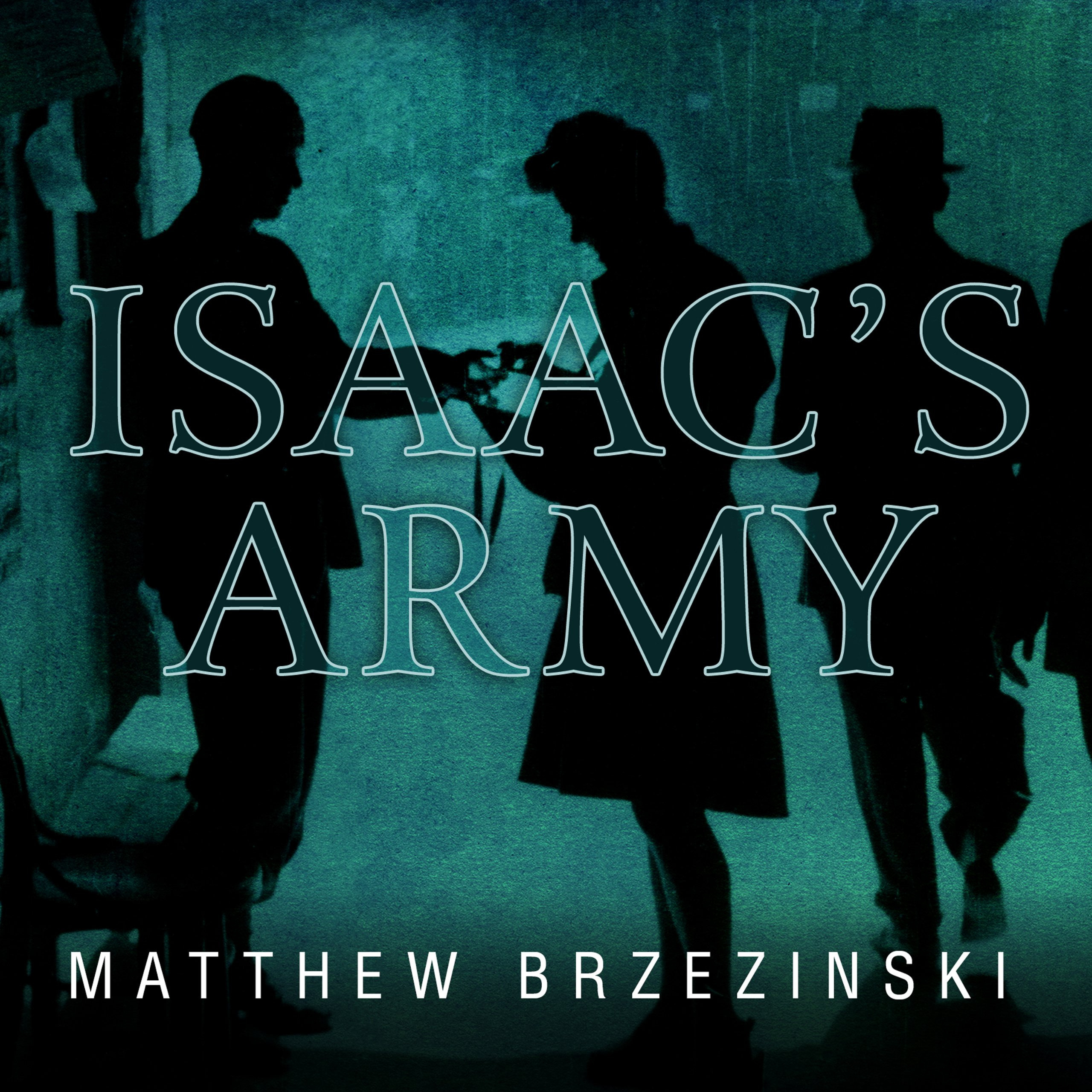 Printable Isaac's Army: A Story of Courage and Survival in Nazi-Occupied Poland Audiobook Cover Art