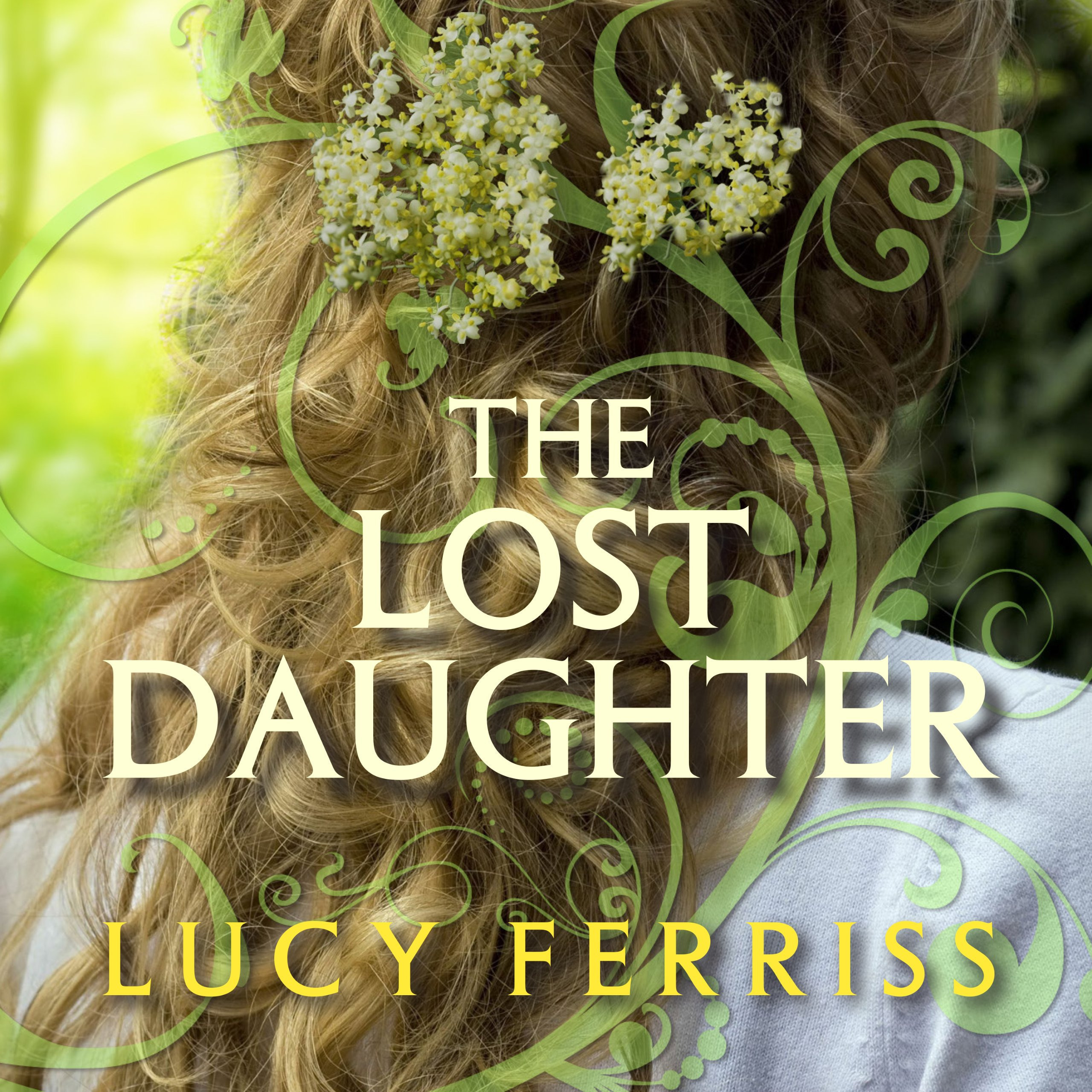 Printable The Lost Daughter Audiobook Cover Art