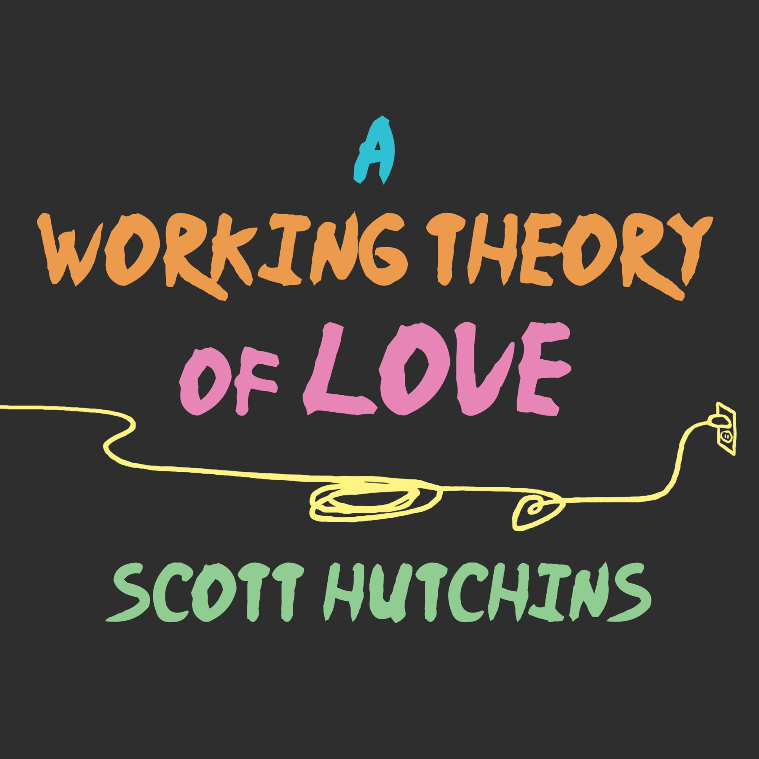 Printable A Working Theory of Love Audiobook Cover Art