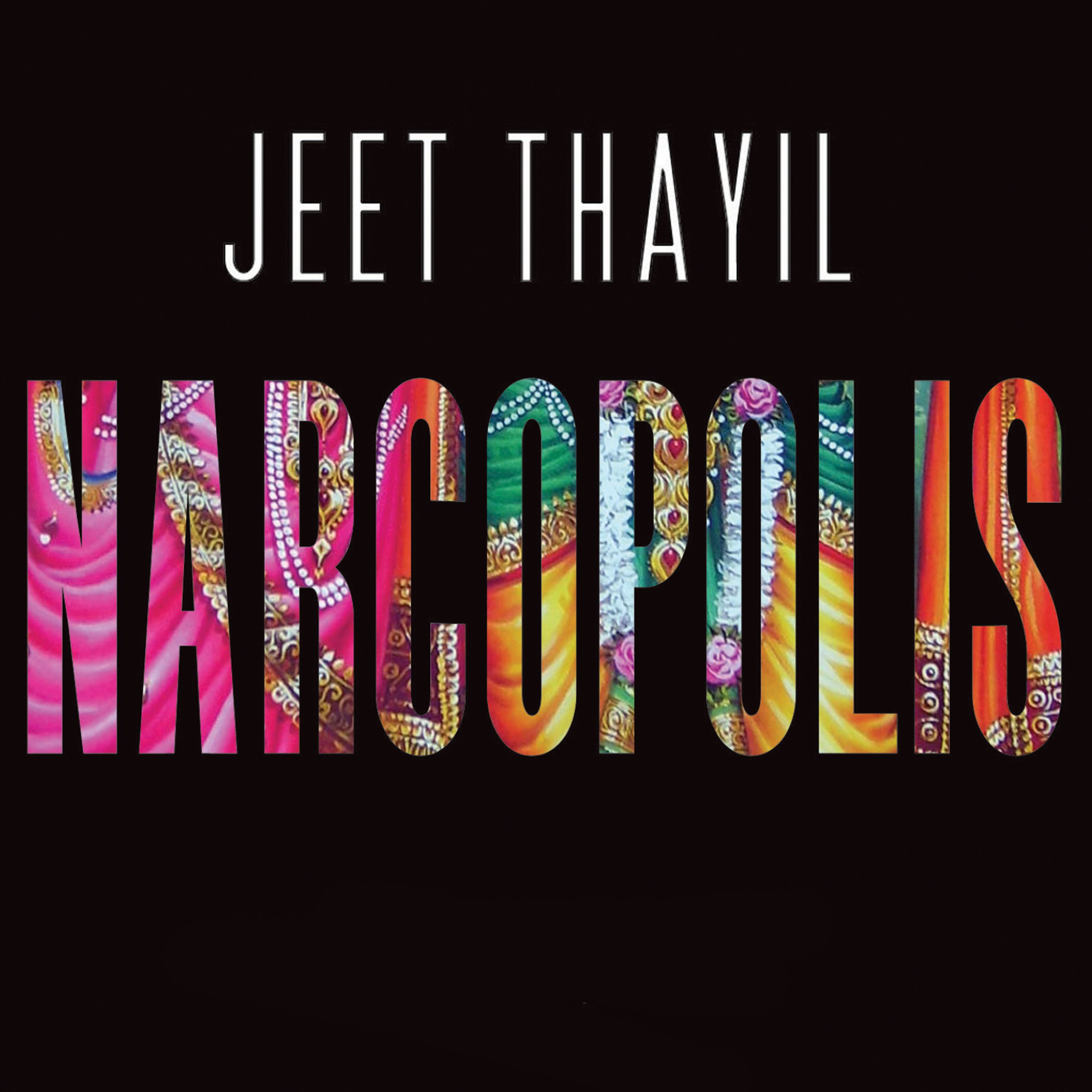 Printable Narcopolis Audiobook Cover Art