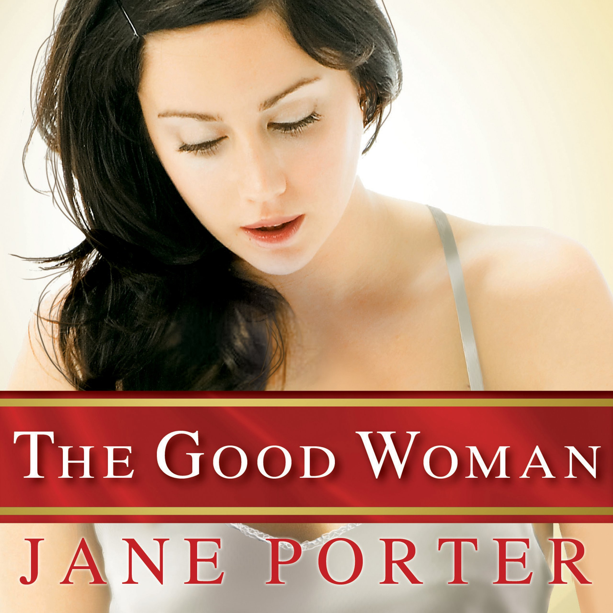 Printable The Good Woman Audiobook Cover Art