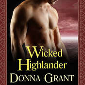Wicked Highlander Audiobook, by Donna Grant