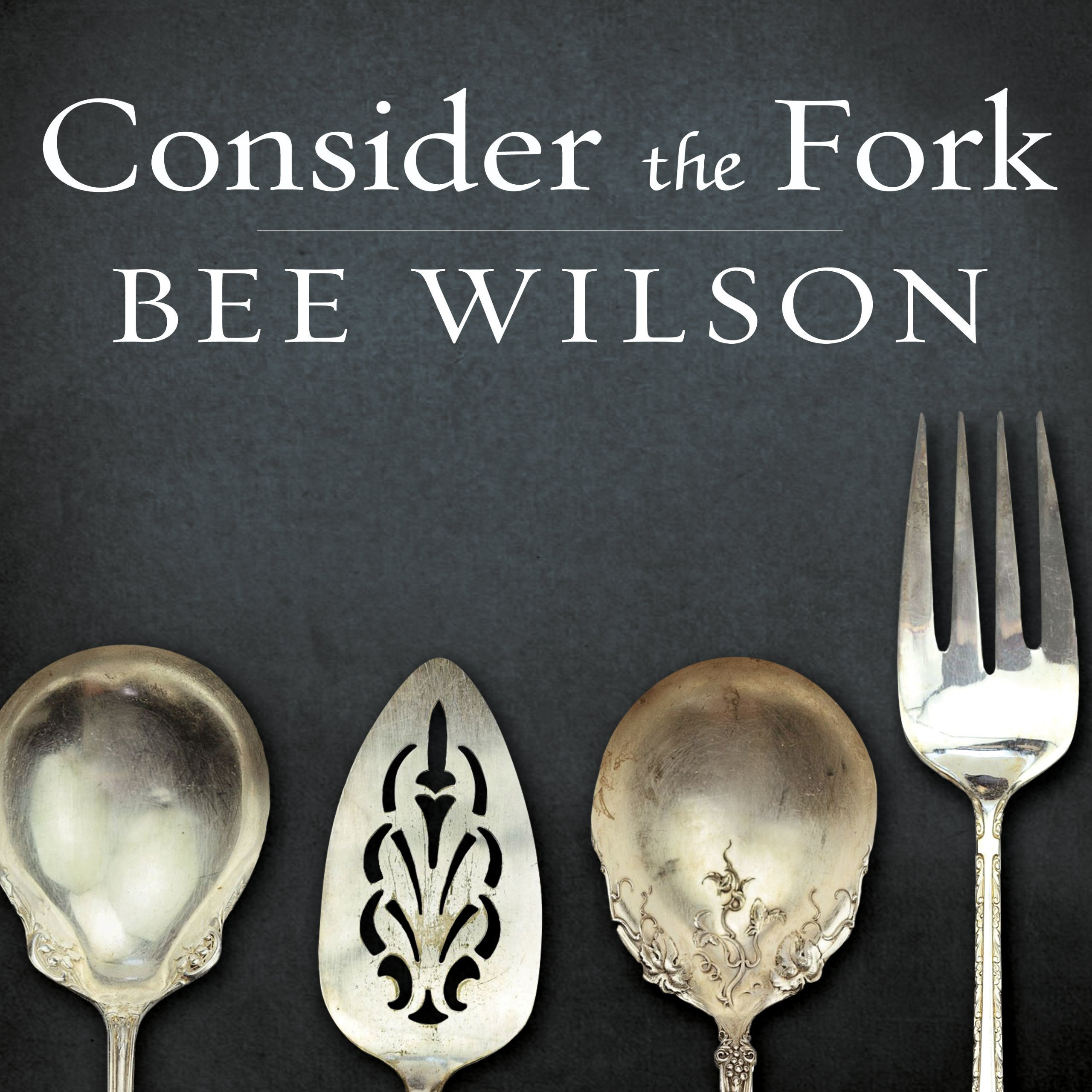 Printable Consider the Fork: A History of How We Cook and Eat Audiobook Cover Art