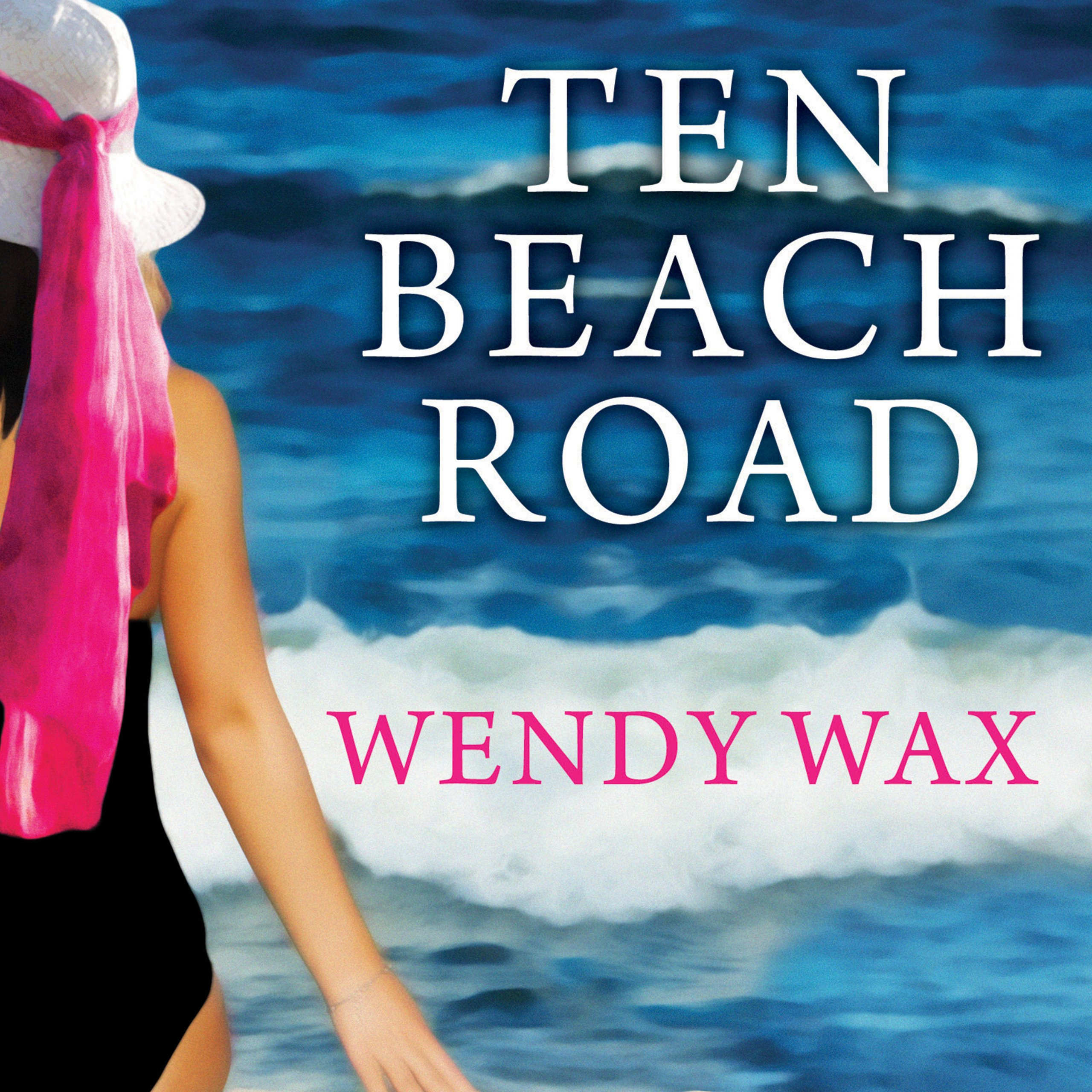 Printable Ten Beach Road Audiobook Cover Art
