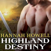 Highland Destiny Audiobook, by Hannah Howell