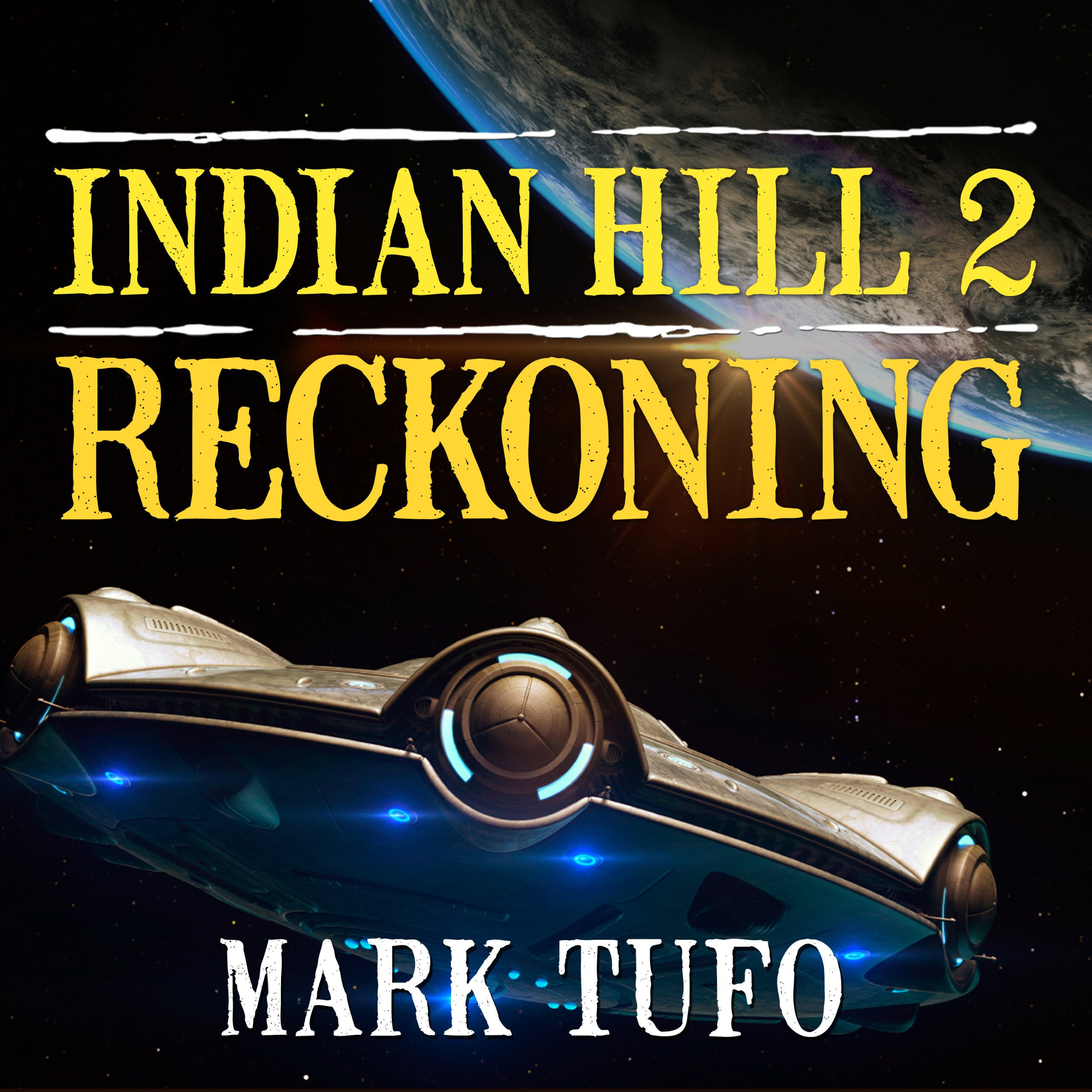 Printable Indian Hill 2: Reckoning Audiobook Cover Art